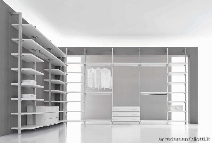 Joker diotti a f arredamenti - Attrezzatura cabina armadio ...