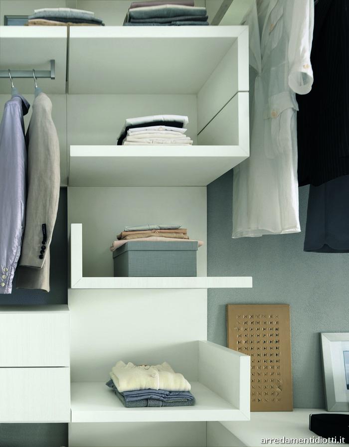 Mensole armadio 28 images mensole per cabina armadio e - Cassettiera per cabina armadio ...