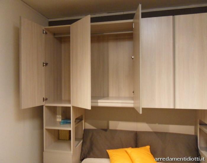 Mobili camera da letto a ponte design casa creativa e - Ponte letto matrimoniale ...