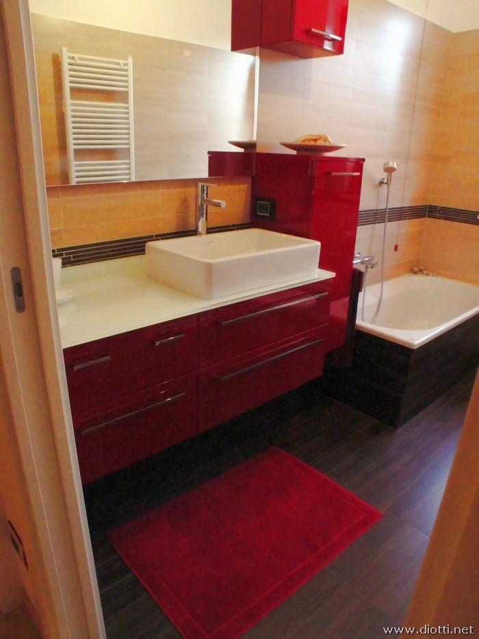 mobili bagno moderni - diotti a&f arredamenti - Arredo Bagno Provincia Di Milano