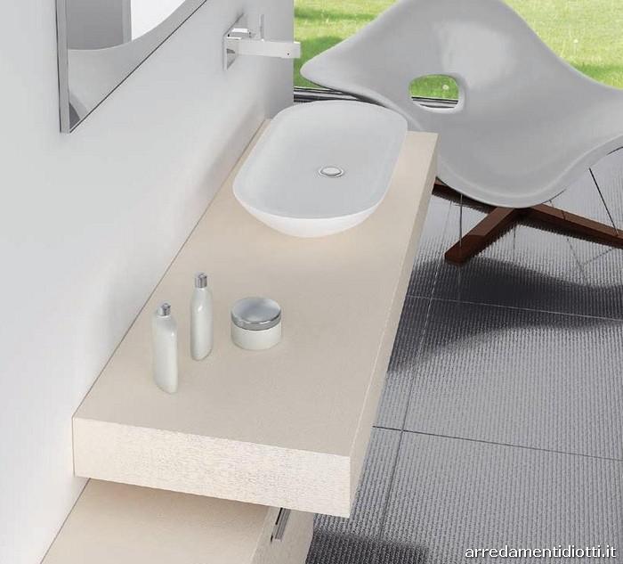 Bagno Linea moderno minimal - DIOTTI A&F Arredamenti