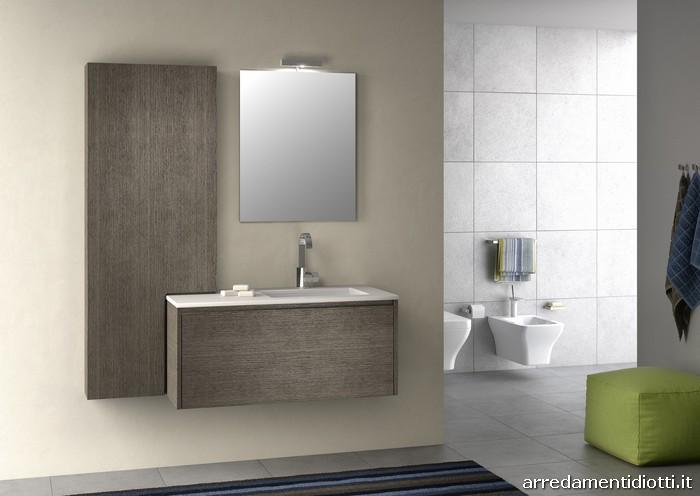 Bagno Moderno Grigio: Serie tiffany pavimenti e rivestimenti armonie by arte ...