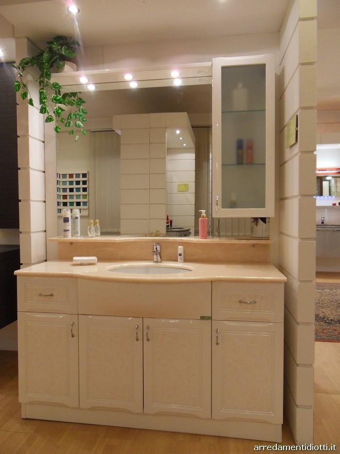 Flavia diotti a f arredamenti for Arredo bagno classico elegante prezzi