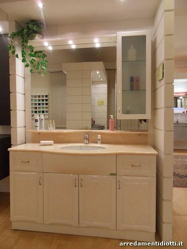 Mobile bagno classico Flavia - DIOTTI A&F Arredamenti