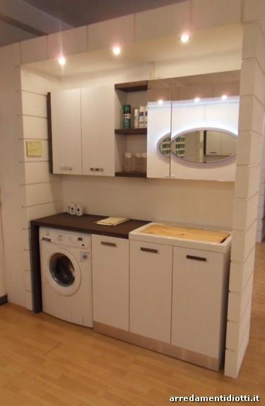 Bagno Lavanderia - DIOTTI A&F Italian Furniture and Interior Design