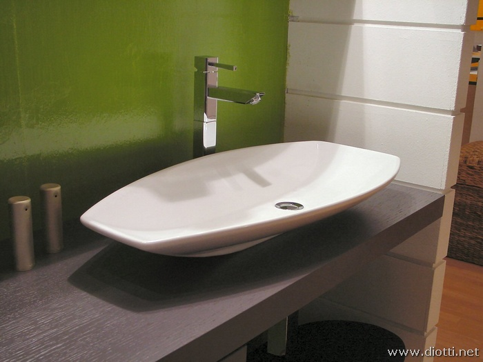 Bagno Design Sink : ... with folding mirror - DIOTTI A&F Italian ...