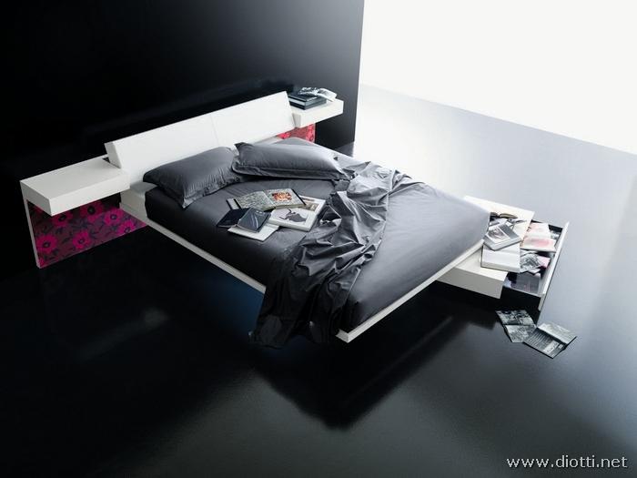 ... Il blog su mobili ed arredamento dinterni: Il letto sospeso Diaz