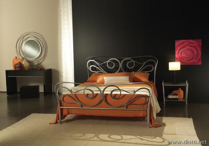 Arredamenti diotti a f il blog su mobili ed arredamento for Letti moderni in ferro