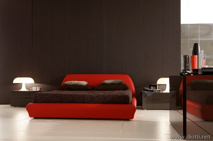 letti matrimoniali neri : Arredamenti Diotti A&F - Il blog su mobili ed arredamento dinterni ...