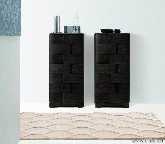 Cassettiere camera da letto design cassettiera loft - Cassettiere moderne design ...