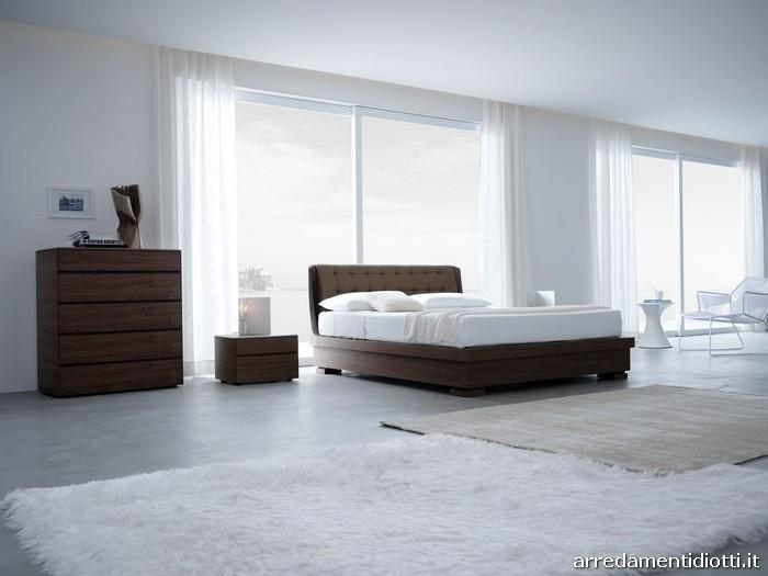 Letto moderno in legno camere da letto moderne in legno for Letti in legno moderni prezzi