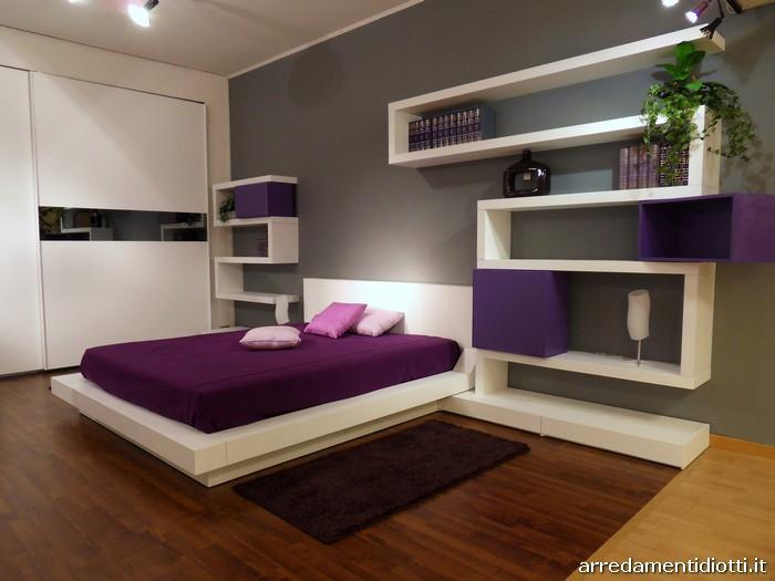 Camere Da Letto Matrimoniali Moderne Scavolini.Quarantacinque Diotti A F Italian Furniture And Interior Design