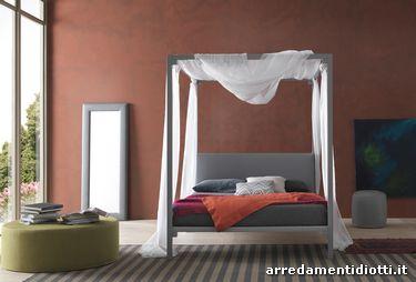 Letti a Baldacchino - DIOTTI A&F Italian Furniture and Interior Design