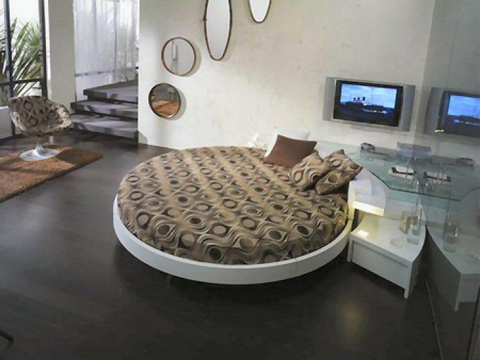 Costruzione cerniera z bed per letto t2 for Ikea letto rotondo