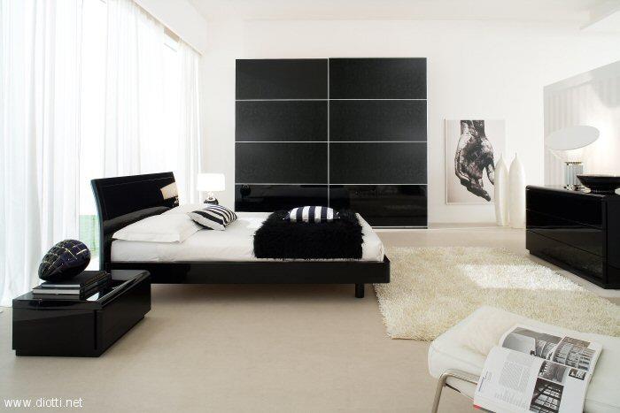 Arredamenti Diotti A&F - Il blog su mobili ed arredamento d'interni: Bianco e nero di tendenza