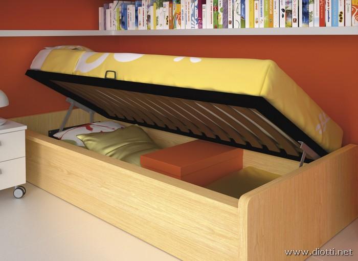 Young-letto-box-pannelli-sottoponte-laccato-arancio-big