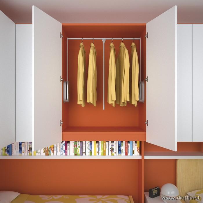 Yuong-armadio-appendiabiti-alzato-laccato-bianco-arancio-big