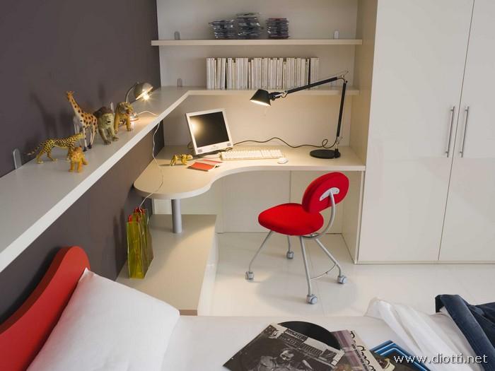 Cool ikea scrivanie x camerette scaffali ikea a muro casa - Scrivanie per camerette ikea ...
