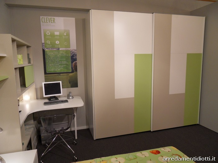 Camera da letto matrimoniale 4x3 idee per interior design e mobili - Clever camerette opinioni ...