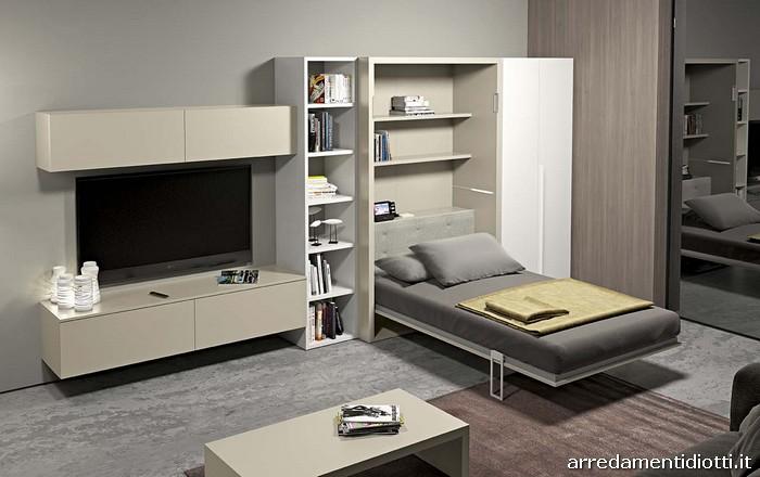 La cameretta si arricchisce del programma in motion un for Ikea letto ribaltabile