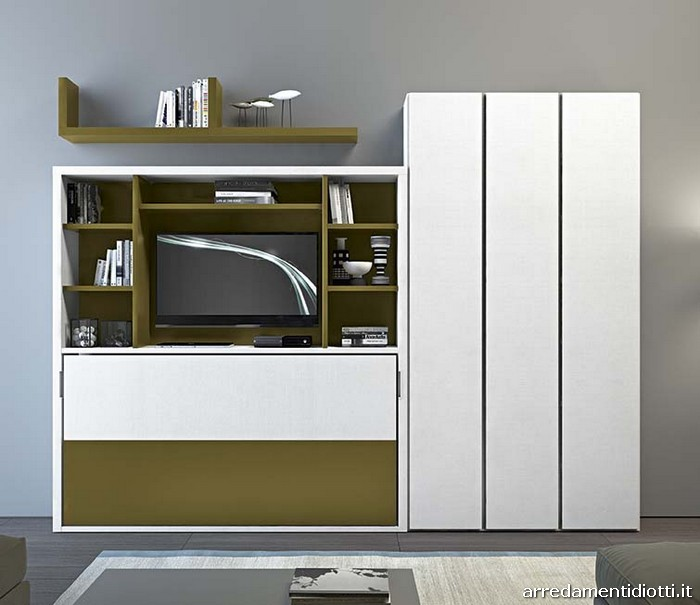 Letti singoli leroy merlin idee per interni e mobili for Leroy merlin librerie metallo