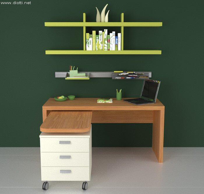 Aiuto scrivania for Ruote leroy merlin
