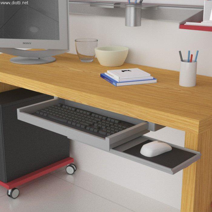 Scrivania Per Computer Design.Scrivanie Young Diotti A F Italian Furniture And Interior Design
