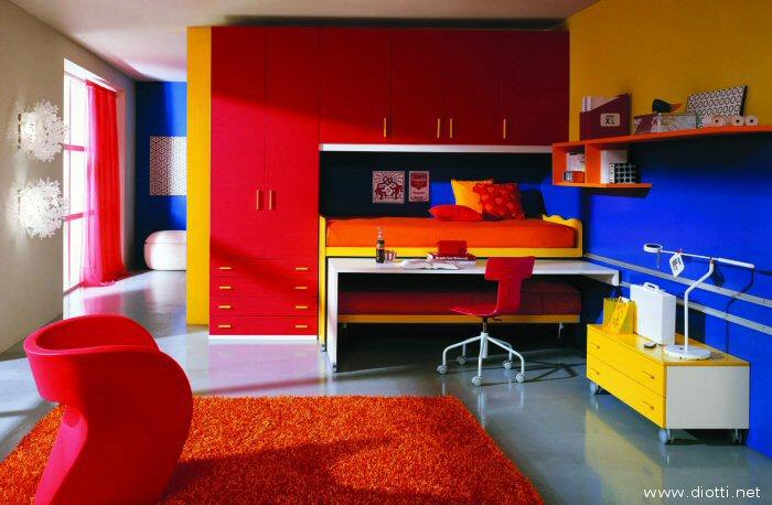 Arredamenti diotti a f il blog su mobili ed arredamento - Ikea mobili camera bambini ...