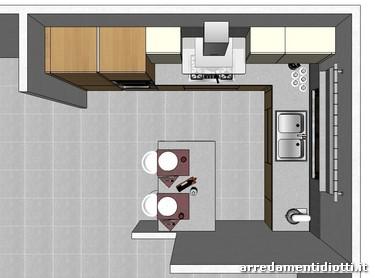 Cucine piccole dimensioni affordable cucine moderne - Lavelli cucina piccole dimensioni ...