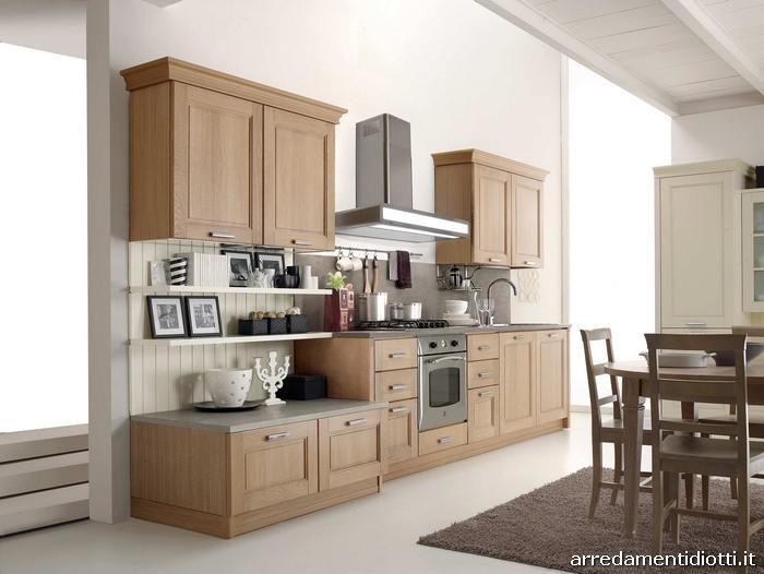 cucina classica ontario anta telaio in legno diotti af arredamenti