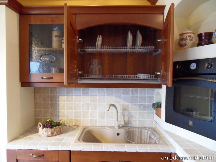 ad arredamenti outlet cucina dalia classica in muratura diotti a f arredamenti