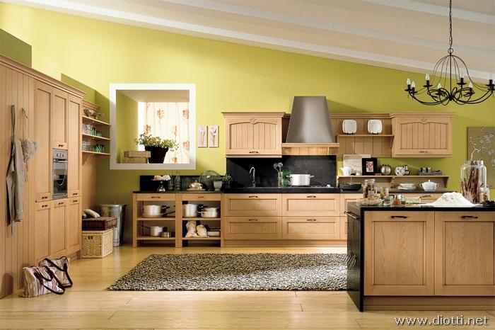 Cucina country classica Asolo - DIOTTI A&F Arredamenti