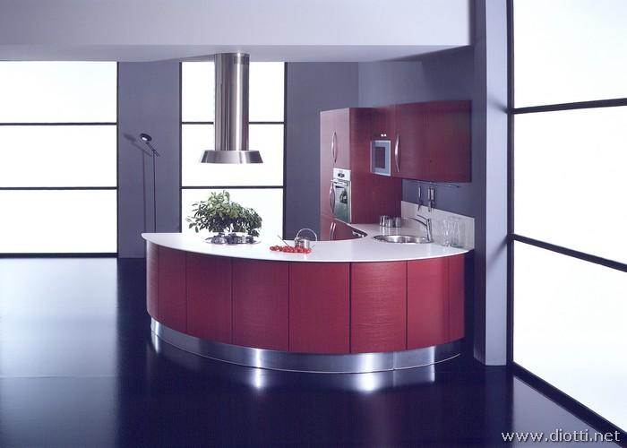 Cucine Moderne Diotti.111 Cucine Moderne Rosse Cucine Moderne Caratteristiche