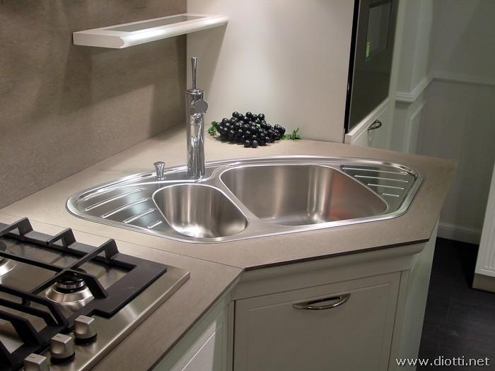 Lavandino Ad Angolo Cucina - Idee Per La Casa - Douglasfalls.com