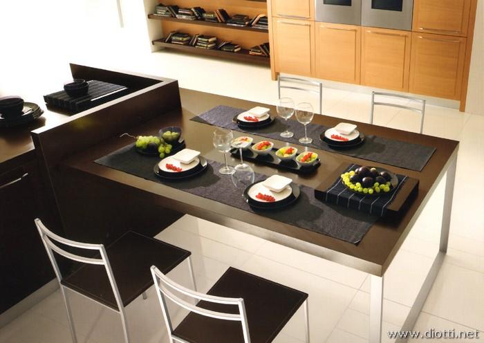 Forum Arredamento.it •Cucina/Soggiorno senza tavolo da pranzo