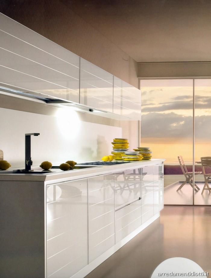 Cucine scavolini in vetro