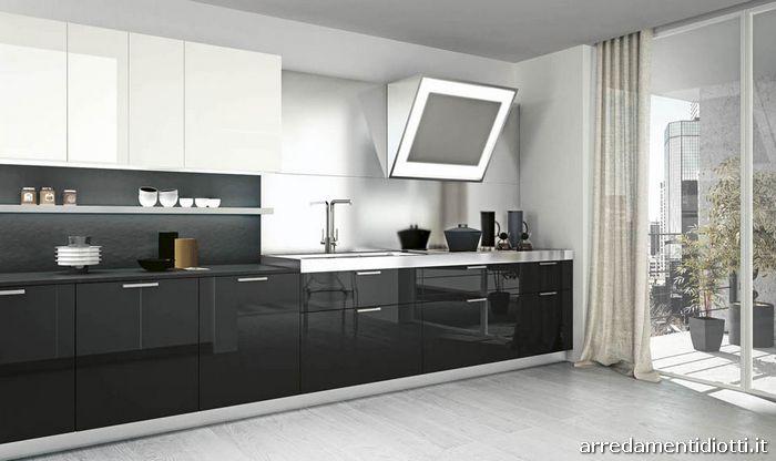 Cucine Moderne Bianche