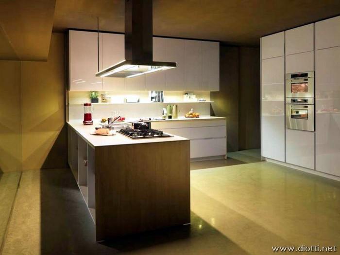 Cucine Moderne Maddaloni.Orange Di Snaidero L Evoluzione Della Cucina Diotti A F