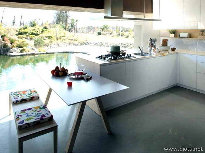 ... Moderne Chiare : Cucine Moderne Chiare : Interior Design Furniture