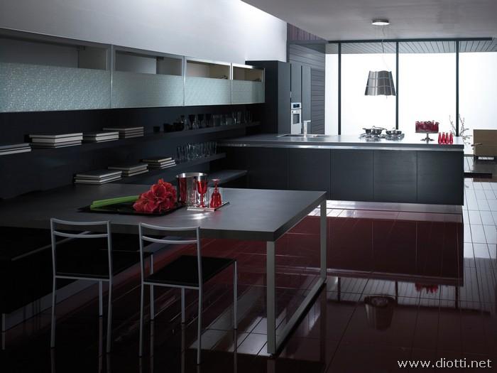 Forum ultime tre soluzioni in ballottaggio per cucina - Tavolo per cucina moderna ...