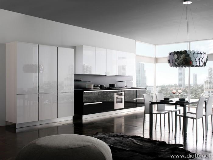 camera da letto arredamenti ~ trova le migliori idee per mobili e ... - Cucine Moderne Bianche E Nere