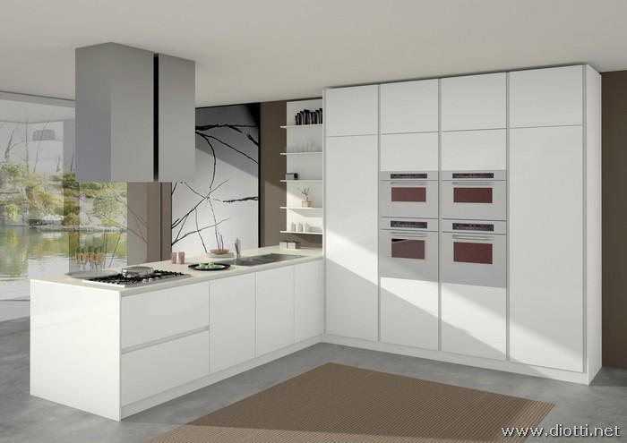Cucine A Ferro Di Cavallo. Stunning Come Scegliere La Cucina With ...