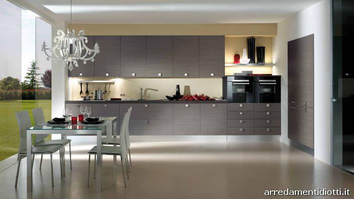 Cucine Moderne Verde Acqua: Stile minimal ma non troppo tendenze casa.