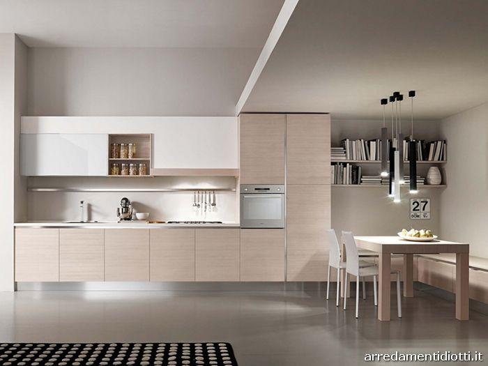 Sfera cucina moderna componibile diotti a f arredamenti - Immagini cucine moderne ...