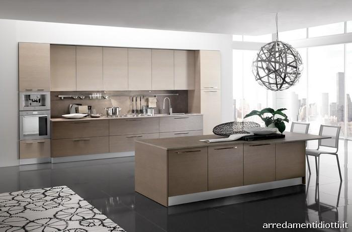 Soggiorno pavimento scuro idee per il design della casa for Pavimenti da cucina moderna