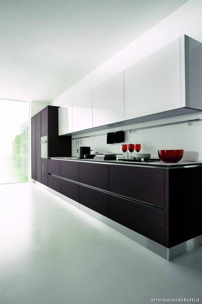 Stunning Maniglie Cucina Moderna Pictures - Ideas & Design 2017 ...