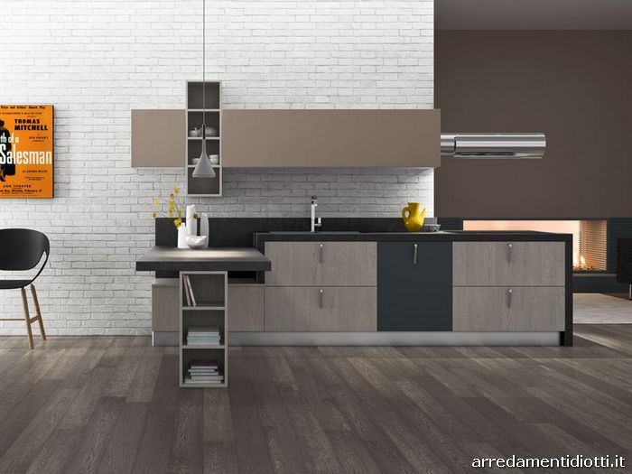 Awesome Cucina In Ferro Gallery - Ideas & Design 2017 ...