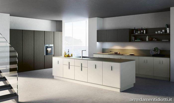 Cucine Moderne Lineare : Cucine Moderne Lineare : Cucina Logica ...