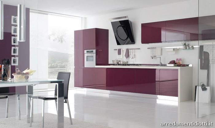 Cucina moderna con gola componibile Bring - DIOTTI A&F Arredamenti