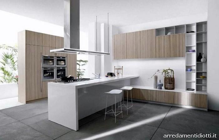 cucine moderne tonde  canlic for ., Disegni interni